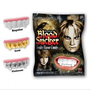 吸血鬼 尖牙 棒棒糖