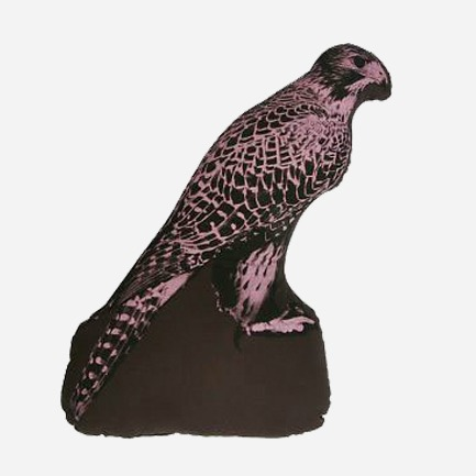 areaware动物抱枕falcon