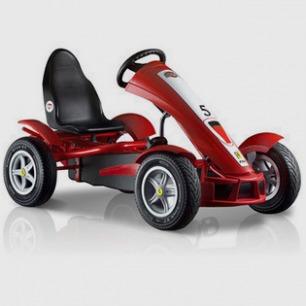 fxx 法拉利 赛车纪念四轮脚踏车顶级玩具跑车 ferrari 高清图片