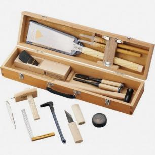 日本角利木工工具套装13件