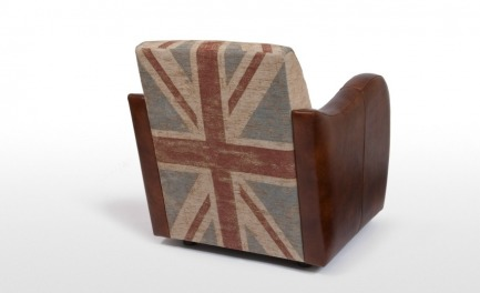 zakka实木沙发特价欧式沙发米字旗沙发英国国旗
