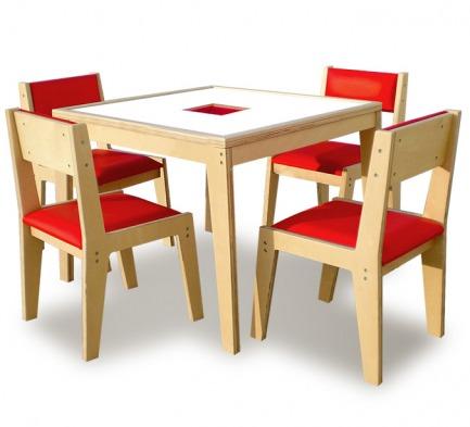 木制儿童椅子.良仓-生活美学指南