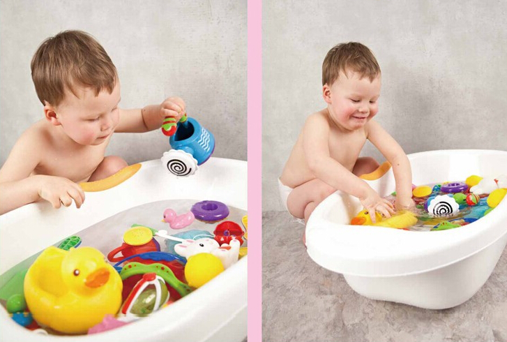 日本toyroyal02儿童玩沙洗澡玩具套装.良仓-生活